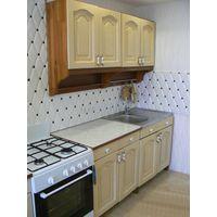 Кухня Могилевчанка полностью из натурального дерева