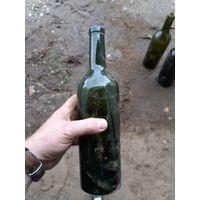 Бутылка 6. 0,75 L. Вермахт.