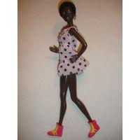 Кроссовки обувь под каблук для куклы Барби