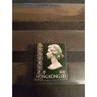 1973 Гонконг королева крупный номинал (2-5)