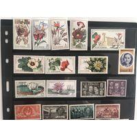 Лот марок Румынии 5.  Много чистых дорогих марок. Все на фото. С 1 руб!