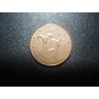 Кипр 2011 1 цент