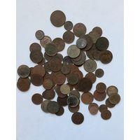 33. Лот советских медно-никелевых монет (80шт)