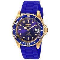 Новые автоматические часы Invicta Pro Diver 23682 в стиле Rolex, водостойкость 200 м, силиконовый ремешок. Made in USA.