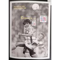 Кубок мира по футболу, США(1994).