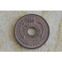 Нигерия пол пенни 1959