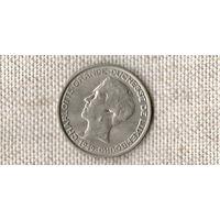 Люксембург 5 франков 1949 ///(ON)