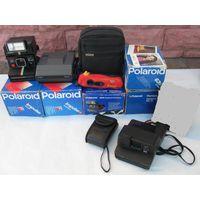 Фотоаппараты Polaroid коллекция 14 шт.