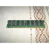 Оперативная память NCP NP33S168128K-7,5 на 8-ми чипах