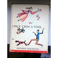 Once Upon A Time... Английские сказки - Составитель С.Никонова - Москва 1975 год - Редкая!!!