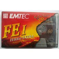 Аудиокассета Basf FE-I 60 ,новая/запечатанная.