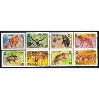 1981 Вьетнам. Животные национального парка Cuc Phuong.