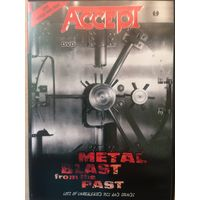 DVD ACCEPT metal blast from the past