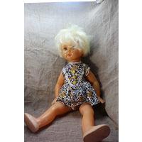 Кукла СССР, высота 70 см. АУКЦИОН. С РУБЛЯ!!!