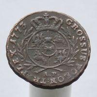 3 гроша 1773 САП 1764-1795 A P