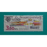 Чехословакия.1983. транспорт.