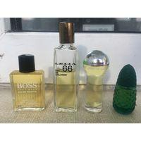 Миниатюры мужских ароматов Boss Hugo Boss, Pierre Cardin Pour Monsieur и др. Цена за все!