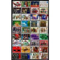 Сборный лот марок Великобритании 3