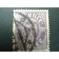 Германия 1920 служебная марка 29