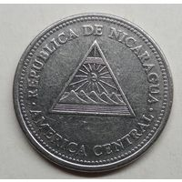 Никарагуа 5 кордоб, 2000 год