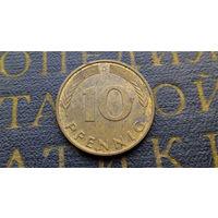 10 пфеннигов 1996 (D) Германия ФРГ #02