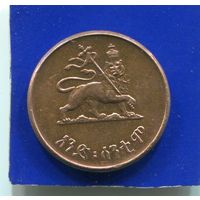 Эфиопия 1 цент 1936