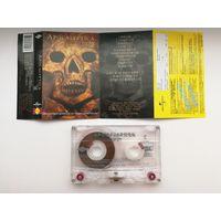 """Аудиокассета Apocalyptica """"Cult"""""""