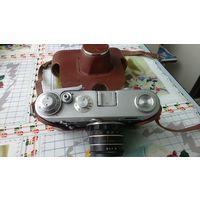 Фотоаппарат ФЭД 3 со  сменным обьективом