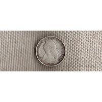 Эфиопия 1 гирш 1903/серебро/ЛЕВ(Ab)