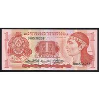 Гондурас / HONDURAS_30.03.1989_1 Lempira_P#68.c_UNC