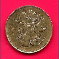 29-23 Кипр 10 центов 1994 г