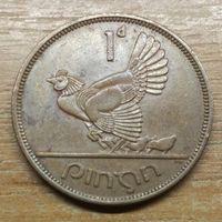Ирландия 1 пенни 1966
