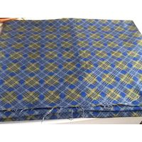 Отрезок фланелевой ткани  (винтаж) 0,92х1,4