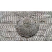 6 грошей 1756 .Фридрих II.Пруссия.Состояние.