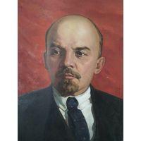 Ленин Масло/Холст