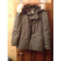 Куртка-парка N-3B оригинал армии США