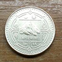 1 рупия 2009 Непал