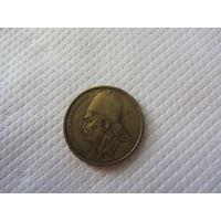 Греция 2 драхм 1982 г.