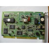ISA модем 9600 бод (РСТ)