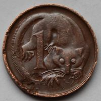 1 цент 1979, Австралия