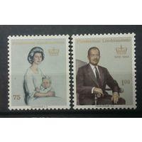 Лихтенштейн Члены королевской семьи 1966