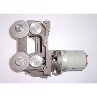 Электродвигатель шаговый ДШ-0,025А с приводом для протяжки 8 мм кинопленки.