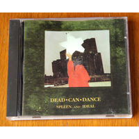 "Dead Can Dance ""Spleen And Ideal"" (Audio CD)"