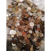 Монеты 5.9 кг