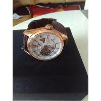 Новые часы Orient Star Automatic Sapfire Japan. Производство Япония. Сапфировое с антибликом. Коробка и документы