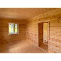 Отделка деревянных Домов и Бань.100 % ровные руки в Витебске и области