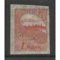 Эстония 8-й станд. выпуск 1м 1920 г