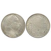 Швеция. 2 кроны 1932 г.  GUSTAW II ADOLF