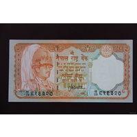 Непал 20 рупий 1995 UNC