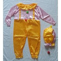 Карнавальный костюм Клоун, Петрушка, Черепашка Ниндзя и др. Разные размеры. Новый в упаковке. Распродажа!
